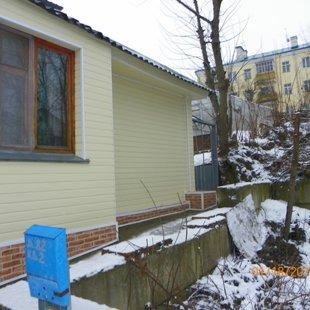 Дом со стороны ул. Е. Пугачева