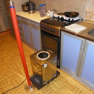 Готовим агрегат к сборке